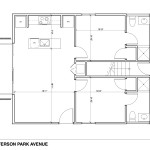 """Floor Plan F2/""""French Connection"""""""